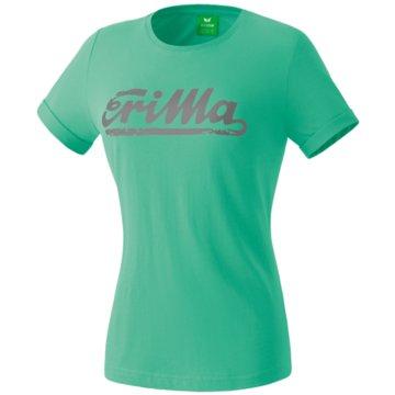 Erima T-Shirts grün