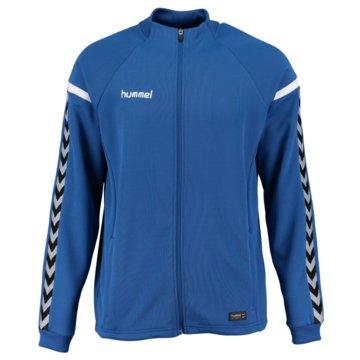 Hummel Trainingsjacken blau
