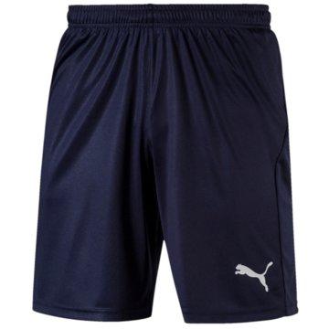 Puma Fan-HosenLiga Shorts Core blau