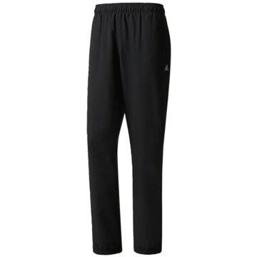 adidas Lange Hosen schwarz