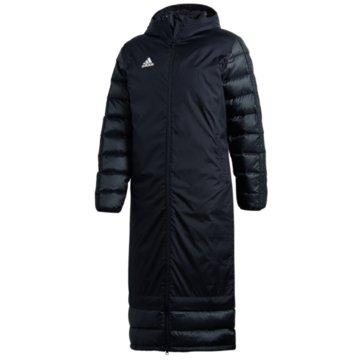adidas WinterjackenJKT18 WINT COAT - BQ6590 schwarz