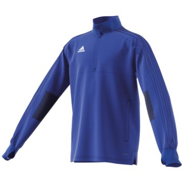 adidas SweatshirtsCON18 TR TOP2 Y - BS0590 blau