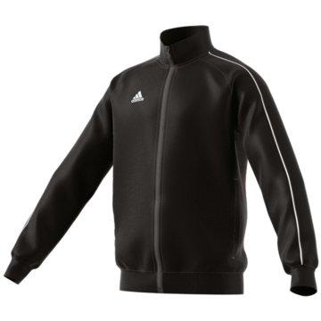 adidas TrainingsjackenCORE18 PES JKTY - CE9052 schwarz