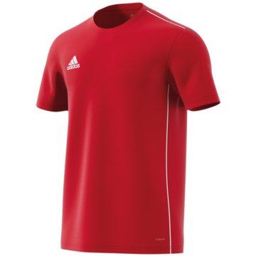 adidas FußballtrikotsCORE 18 TRAININGSTRIKOT - CV3452 rot