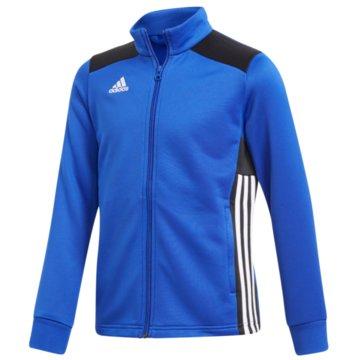 adidas TrainingsjackenREGI18 PES JKTY - CZ8631 blau