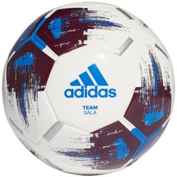 adidas FußbälleTEAM SALA BALL - CZ2231 weiß