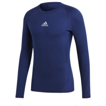 adidas Shirts & TopsASK LS TEE Y - CW7322 blau
