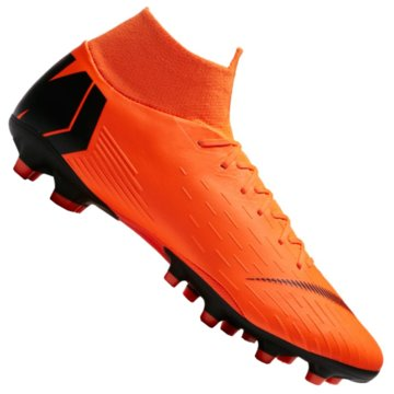Nike Nocken-Sohle orange
