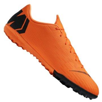 Nike Multinocken-SohleVAPOR 12 ACADEMY TF orange