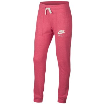 Nike Trainingshosen pink