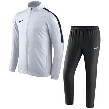 Nike TrainingsanzügeKIDS' NIKE DRY ACADEMY18 FOOTBALL T - 893805 weiß