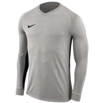 Nike LangarmshirtDRI-FIT TIEMPO PREMIER - 894248-057 grau
