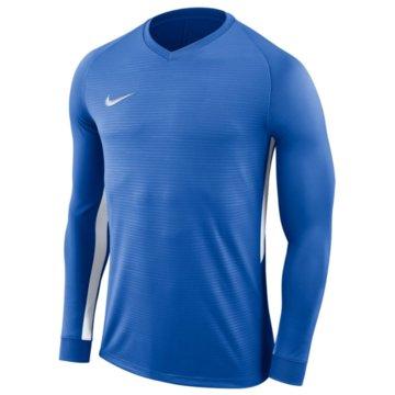 Nike LangarmshirtDRI-FIT TIEMPO PREMIER - 894248-463 blau