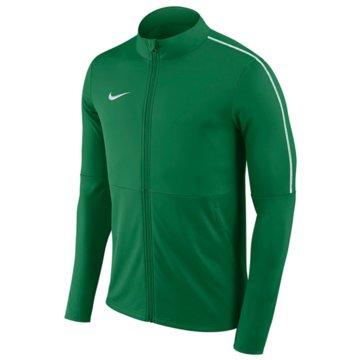 Nike TrainingsjackenKIDS' NIKE DRY PARK18 FOOTBALL JACK - AA2071 grün
