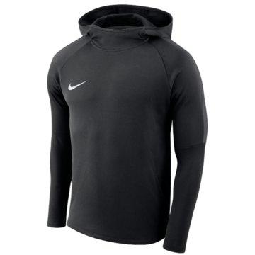 Nike HoodiesBOYS' DRY ACADEMY18 FOOTBALL HOODIE - AJ0109-010 schwarz