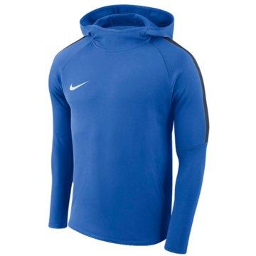 Nike HoodiesBOYS' DRY ACADEMY18 FOOTBALL HOODIE - AJ0109-463 blau