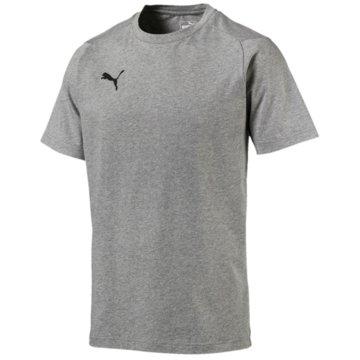 Puma T-Shirts grau