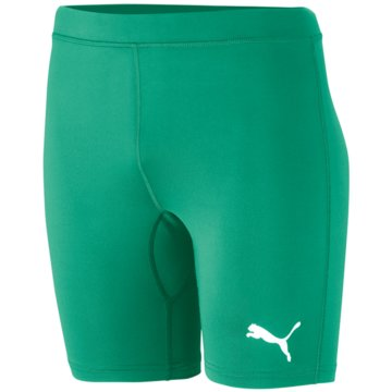 Puma TightsLIGA BASELAYER SHORT TIGHT - 655924 grün