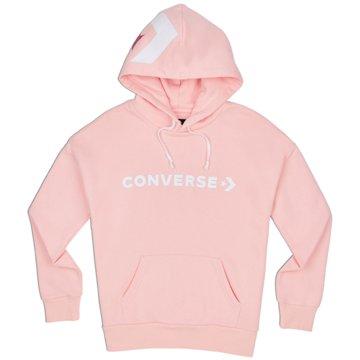 Converse Hoodies rosa