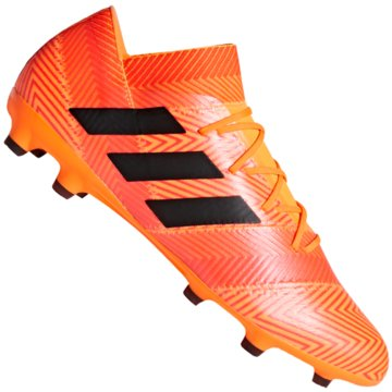 adidas Nocken-SohleNemeziz 18.2 FG orange