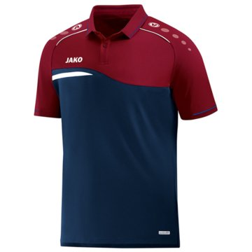Jako PoloshirtsPOLO COMPETITION 2.0 - 6318K rot