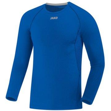 Jako Shirts & Tops blau