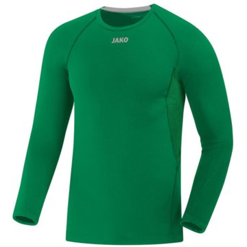 Jako Shirts & Tops grün