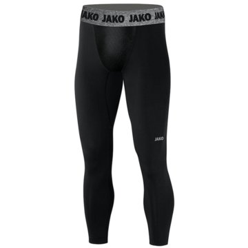 Jako Lange HosenLONG TIGHT COMPRESSION 2.0 - 8451 8 schwarz