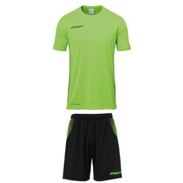 Uhlsport FußballtrikotsSCORE KIT KA - 1003351K grün