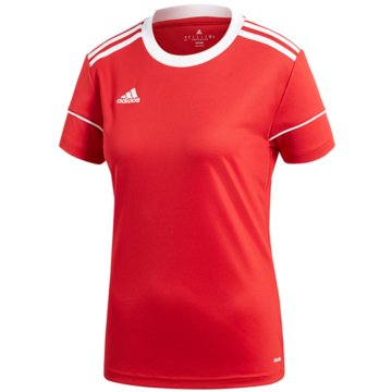 adidas FußballtrikotsSQUAD 17 JSY W - BJ9203 rot