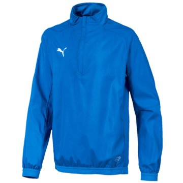 Puma Windbreaker blau