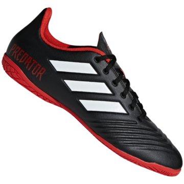 adidas Hallen-SohlePredator Tango 18.4 IN schwarz
