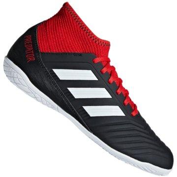 adidas Trainings- und HallenschuhPredator Tango 18.3 Indoor schwarz