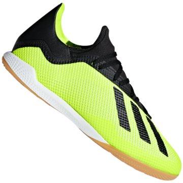 adidas Hallen-SohleX Tango 18.3 IN gelb
