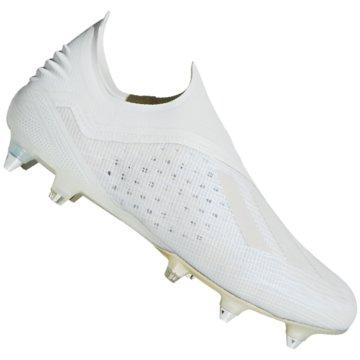 adidas Stollen-SohleX 18+ SG weiß