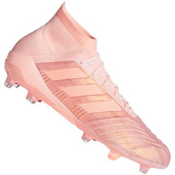 adidas Nocken-SohlePredator 18.1 FG rosa