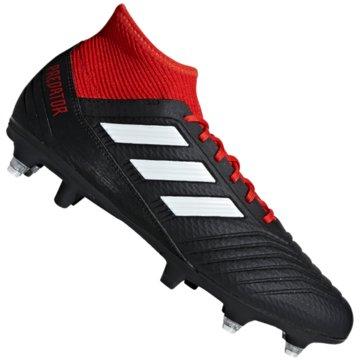 adidas Stollen-SohlePredator 18.3 SG schwarz