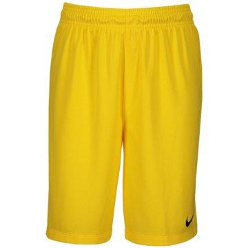Nike FußballshortsKIDS' NIKE DRY FOOTBALL SHORT - 725990 gelb