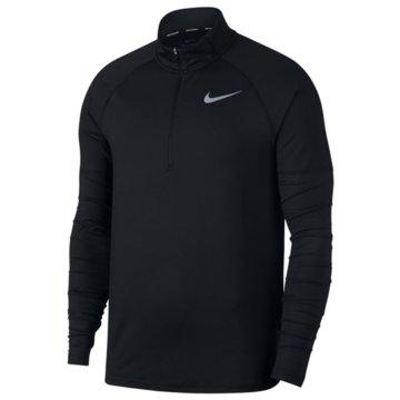 Nike SweaterElement 2.0 HZ Top schwarz