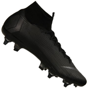 Nike Stollen-SohleMercurial Superfly 6 Elite Anti-Clog SG-Pro schwarz