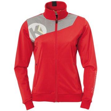Kempa Trainingsanzüge rot