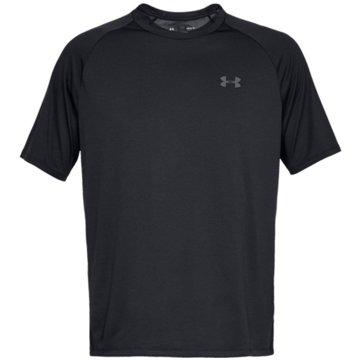 Under Armour T-Shirts TECH™ 2.0 T-SHIRT, KURZÄRMLIG - 1326413 schwarz
