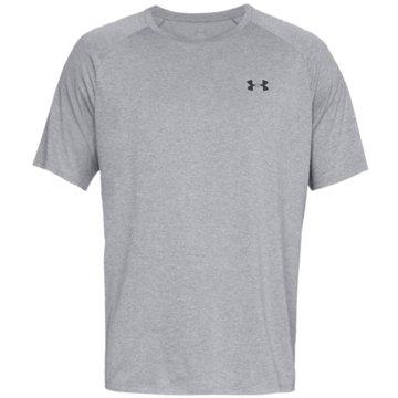 "Under Armour T-Shirts TECH? 2.0 T-SHIRT, KURZÃ""RMLIG - 1326413 grau"