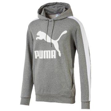 Puma Sweater grau