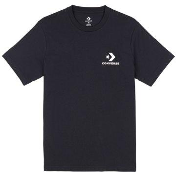 Converse T-Shirts schwarz