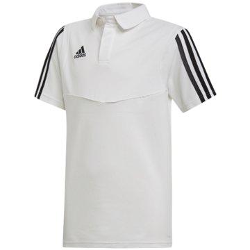 adidas PoloshirtsTIRO19 CO POLOY - DU0866 weiß