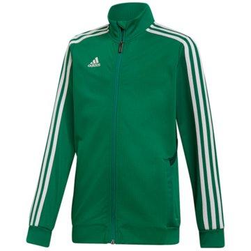 adidas TrainingsjackenTIRO19 TR JKTY - DW4797 grün