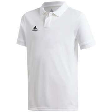 adidas PoloshirtsTEAM 19 POLOSHIRT - DW6875 weiß