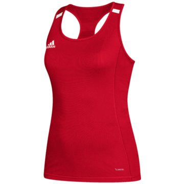 adidas TopsTEAM 19 COMPRESSION TANKTOP - DX7276 rot