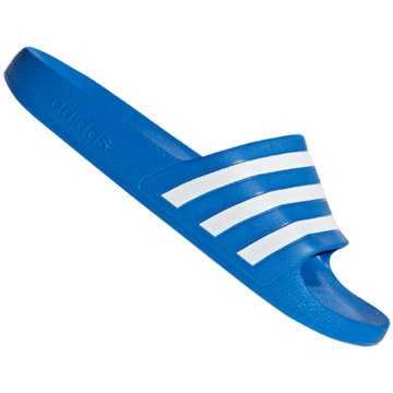 adidas BadelatscheADILETTE AQUA - F35541 blau